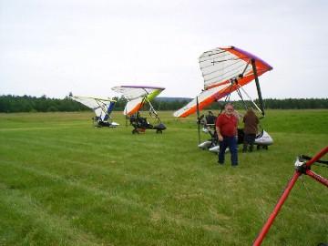 BlueSky Virginia Hang Gliding